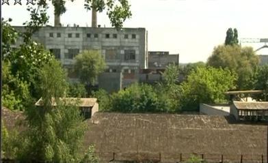 Цех утилизации отходов производства птицы днепропетровского мясокомбината, расположенный на...