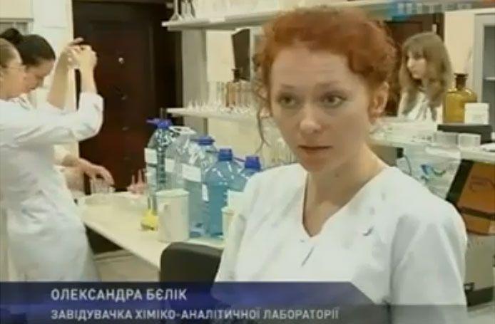 """Сюжет на телеканале Интер, в программе """"Подробности-ТВ"""" от  01 июня 2011 г ."""